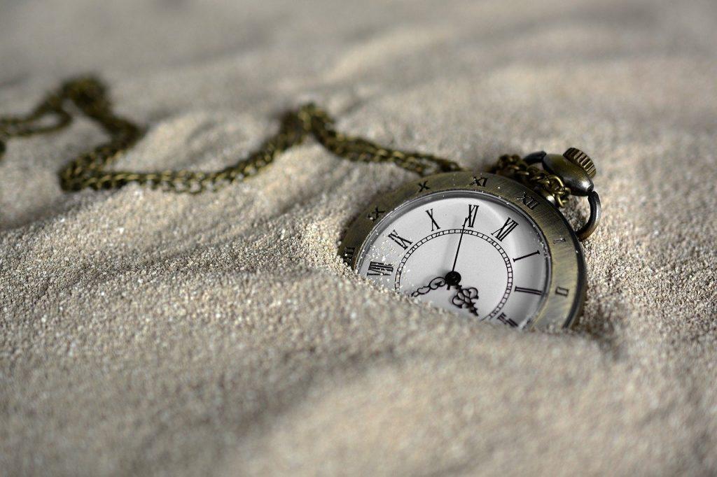 ①時間を無駄にしてしまう