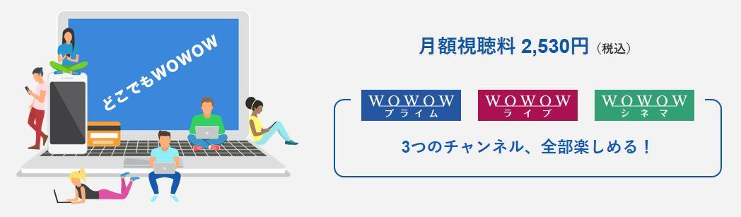 ParaviのWOWOWプランの特徴やベーシックプランとの違い、登録・解約方法・メリットなど一挙解説!